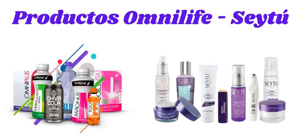 comprar productos omnilife